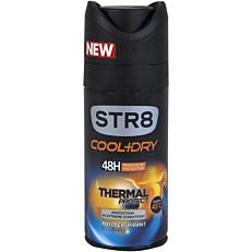 Αποσμητικό σώματος STR8 COOL & DRY spray (150ml)