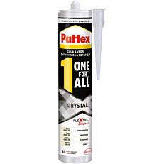 Κόλλα PATTEX One For All, Crystal