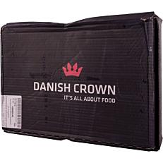 Μπιφτέκι βόειο DANISH CROWN κατεψυγμένο 14cm (20x180g)