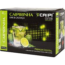 Έτοιμο κοκτέιλ CAIPI ONE caipiriha (4lt)