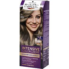 Βαφή μαλλιών SCHWARZKOPF Palette semi set ξανθό ανοιχτό σαντρέ Νο.8.1