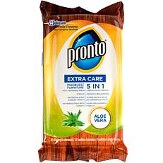 Καθαριστικά πανάκια PRONTO για έπιπλα, υγρά (24τεμ.)