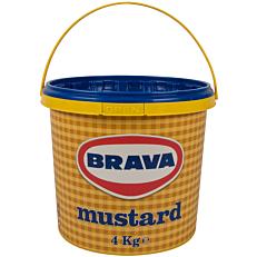 Μουστάρδα BRAVA (4kg)