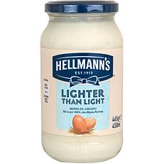 Αναπλήρωμα μαγιονέζας HELLMANN'S με χαμηλά λιπαρά (450g)