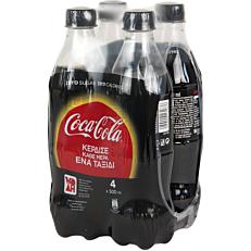 Αναψυκτικό COCA COLA zero (4x500ml)