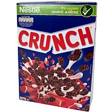 Δημητριακά NESTLE CRUNCH με σοκολάτα (375g)