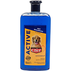 Σαμπουάν LE CHEF απωθητικό για ψύλλους (500ml)