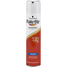 Spray μαλλιών SCHWARZKOPF palette για κανονικά μαλλιά (300ml)