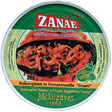 Κονσέρβα ΖΑΝΑΕ μελιτζάνες ιμάμ (280g)