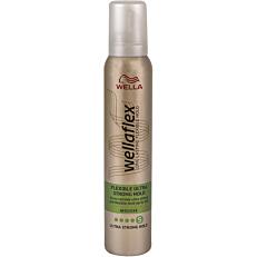 Αφρός μαλλιών WELLAFLEX πολύ δυνατό κράτημα (200ml)