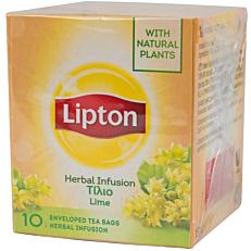 Αφέψημα LIPTON τίλιο (10x1,6g)