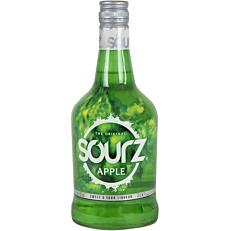 Λικέρ SOURZ apple (700ml)