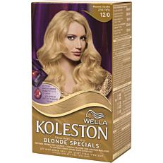 Βαφή μαλλιών WELLA Koleston φυσικό ξανθό no.12/0 με κρέμα αναζωογόνησης χρώματος (40ml)
