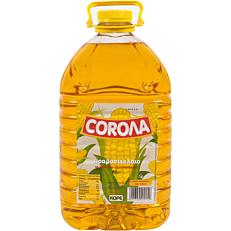 Αραβοσιτέλαιο COROLA (5lt)
