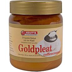 Κρέμα καφέ ΧΕΛΙΤΤΑ Goldpleat cream (250g)