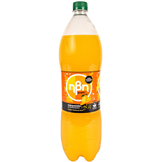Αναψυκτικό ΗΒΗ πορτοκαλάδα κόκκινη χωρίς ζάχαρη (1,5lt)