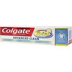 Οδοντόκρεμα COLGATE total advanced & clear (75ml)