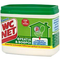 Αποφρακτικό WC NET σε κάψουλα για φρεάτια και βόθρους (288g)