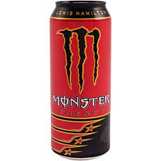 Ενεργειακό ποτό MONSTER lewis hamilton (500ml)