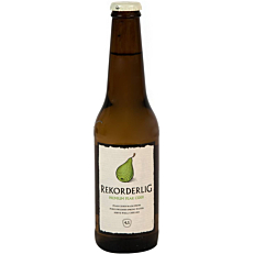 Μηλίτης REKORDELIG pear (330ml)