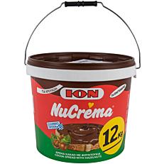 Πραλίνα NUCREMA φουντουκιού για κρουασάν (12kg)