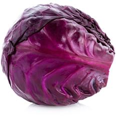 Λάχανο κόκκινο εισαγωγής