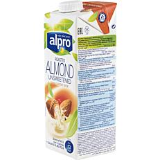 Ρόφημα ALPRO αμυγδάλου χωρίς ζάχαρη (8x1lt)