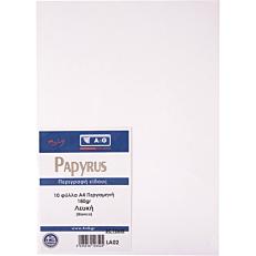 Φωτοτυπικό χαρτί A&G PAPER πάπυρος A4 10φύλλων (180g)