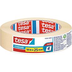 Χαρτοταινία TESA γενικής χρήσης 50m x 25mm
