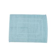 Ταπέτο RESORT LINE μπάνιου, πετσετέ ανοιχτό γκρι 50x70cm
