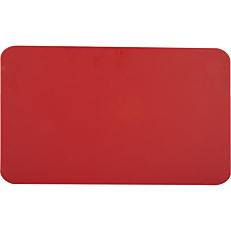 Πλάκα κοπής κόκκινη 50x30x2cm