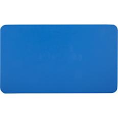 Πλάκα κοπής μπλε 50x30x2cm