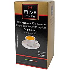 Καφές RIVA CAFÉ gold σε κάψουλες (18x6,95g)