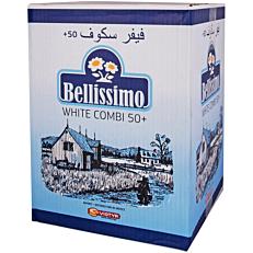Αναπλήρωμα τυριού BELLISSIMO λευκό Δανίας (16kg)