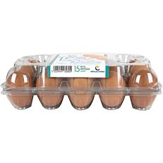Αυγά ΜΕΓΑΦΑΡΜ φρέσκα (15x63-73g)