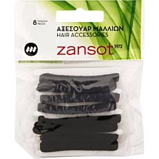 Λάστιχο μαλλιών ZANSOT υφασμάτινο