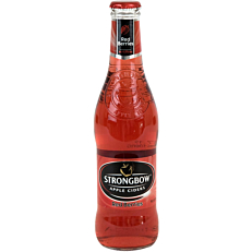 Μηλίτης STRONGBOW red berries (330ml)