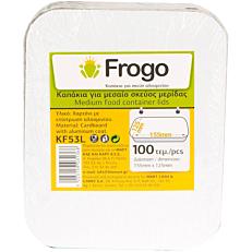 Καπάκια FROGO σκεύους KF53L (100τεμ.)