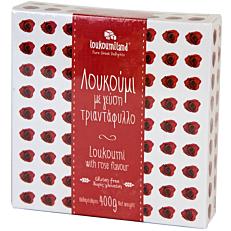 Λουκούμι LOUKOUMILAND τριαντάφυλλο (400g)