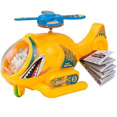 Καραμέλες Light Helicopter με παιχνίδι