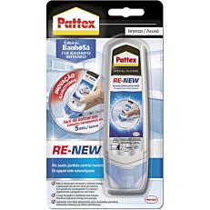Σιλικόνη PATTEX Rnew λευκή (100ml)