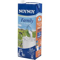Γάλα ΝΟΥΝΟΥ Family υψηλής παστερίωσης πλήρες 3,6% λιπαρά (8x1,5lt)
