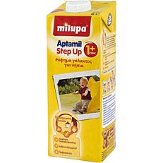 Ρόφημα γάλακτος MILUPA aptamil step up +1 έτους (1l)