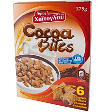 Μπάρα δημητριακών HAI Cocoa Bites (375g)