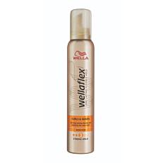 Αφρός μαλλιών WELLAFLEX για δυνατό κράτημα (200ml)