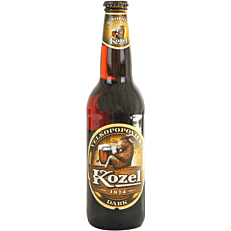 Μπύρα KOZEL dark (500ml)