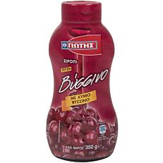 Σιρόπι ΓΙΩΤΗΣ με γεύση βύσσινο (350g)