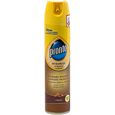 Καθαριστικό PRONTO aerosol Classic ξύλινων επίπλων (300ml)