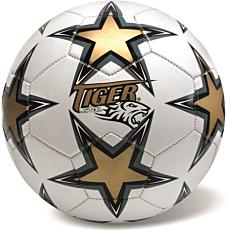 Μπάλα ποδοσφαίρου TIGER αστέρι χρυσό
