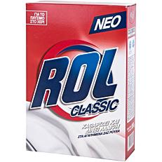 Απορρυπαντικό ROL classic για πλύσιμο στο χέρι, σε σκόνη (850g)